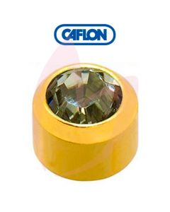 Caflon Gold Regular Black Diamond Birth Stone