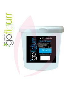 Go Figurr Blue Bleach 500g