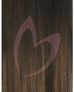 """20"""" Beauty Works (Celebrity Choice) 1g Flat Tip - #Brond'mbre x50"""