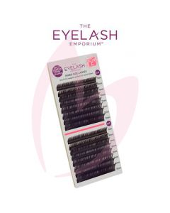 The Eyelash Emporium C Curl 0.10 & 0.12mm Split Screen Mink Tray Lashes