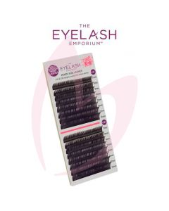 The Eyelash Emporium C Curl 0.15 & 0.18mm Split Screen Mink Tray Lashes