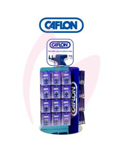 Caflon Display Stand - 108 Pairs x36 Different Studs