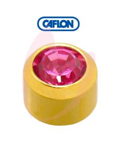 Caflon Gold Regular (October) Birth Stone