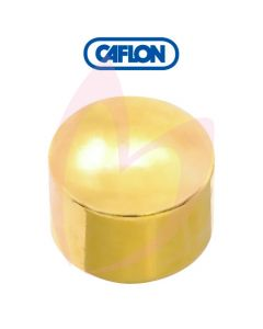 Caflon Gold Regular Plain Head Studs