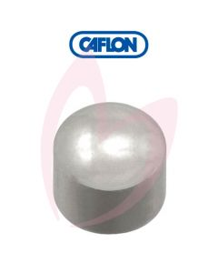 Caflon Stainless Polished Mini Plain Head Studs Pk12