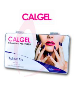 Calgel Style 600 Tips Box of 400