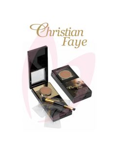 Christian Semi Permanent Eyebrow Makeup Kit - BRONZE