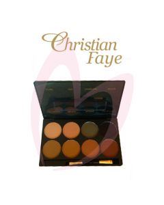 Christian Semi Permanent Eyebrow Makeup Kit - PALETTE