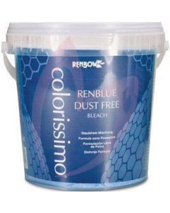 Colorissimo Blue Dust Free Bleach 500g