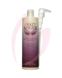 Crazy Angel Midnight Kiss (8%DHA) Tanning Lotion 1ltr