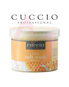 Cuccio Naturale - Milk & Honey Scentual Salt Soak 822g