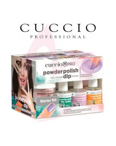 Cuccio Powder Polish Nail Colour Dip System - Starter Kit