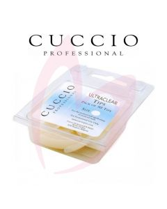 Cuccio Ultra Clear Tips - (100 Assorted Pack)