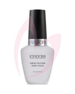 Cuccio Colour - High Gloss Top Coat 13ml