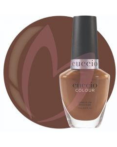 Cuccio Colour - Caramel Kisses 13ml Chocolate Collection