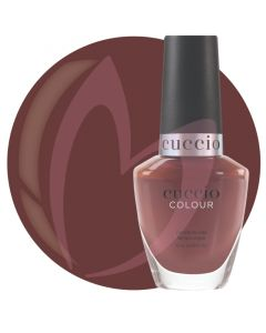 Cuccio Colour - Hot Chocolate, Cold Days 13ml Chocolate Collection
