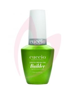 Cuccio LED/UV BRUSH ON - Builder With Calcium 13ml