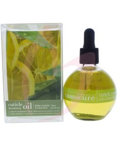 Cuccio Manicure Cuticle Oil - White Limetta and Aloe Vera 73ml