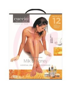 Cuccio Naturale - Milk & Honey Scentual Spa Experience Kit