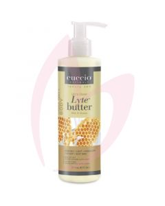 Cuccio Naturale - Milk & Honey Ultra Sheer Lyte Butter 237ml