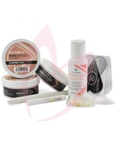 Cuccio Nudecrylics Cover Powder Kit