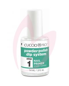Cuccio Powder Polish Nail Primer 14ml (Step 1)