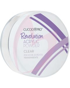 Cuccio Revolution Acrylic 45gm Powder (Clear)