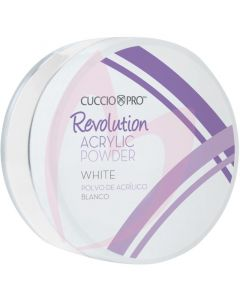 Cuccio Revolution Acrylic 45gm Powder (White)