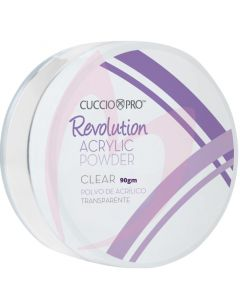 Cuccio Revolution Acrylic 90gm Powder (Clear)