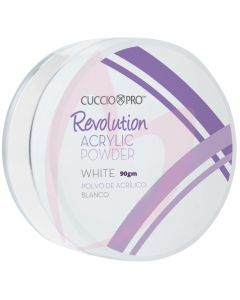 Cuccio Revolution Acrylic 90gm Powder (White)
