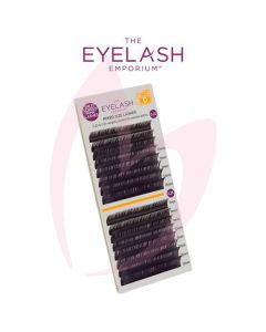 The Eyelash Emporium D Curl 0.20 & 0.25mm Split Screen Mink Tray Lashes