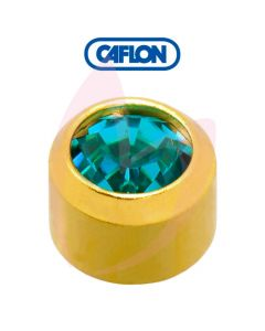 Caflon Gold Regular (December) Birth Stone