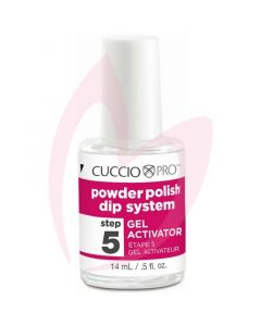 Cuccio Powder Polish Gel Activator 14ml (Step 5)