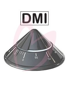 DMI Pyramid Mechanical Timer - 60 Minute (BLACK)