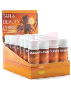 Original Sunshot Tan Enhancing Drink 24 x 60ml (2020)