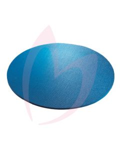 Floor Mat Round Foam - Blue (2019)