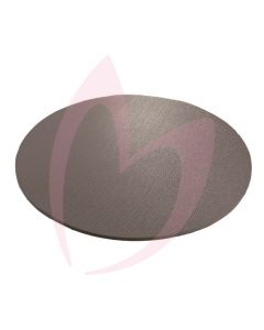 Floor Mat Round Foam - Grey