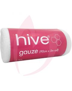 Hive Cotton Gauze (90cm x 5m Roll)