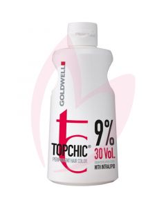 Goldwell Topchic Developer Lotion 9% 30vol 1 litre