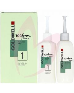Goldwell Top Form Biocurl Set 1 - Normal Fine