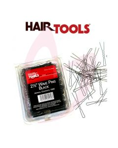 "Hair Tools 2.5"" Wave Pins Black x1000"
