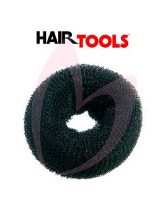 Hair Tools Bun Ring (Large) Black