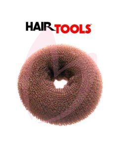 Hair Tools Bun Ring (Large) Brown