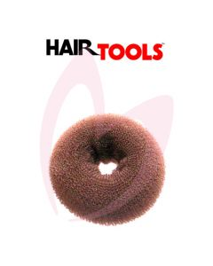 Hair Tools Bun Ring (Medium) Brown