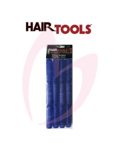 Hair Tools Cling Rollers - Small (Blue 15mm) Pk12