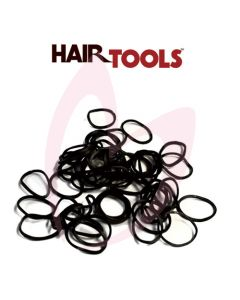 Hair Tools Elastic Bands Black pk 300