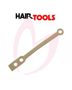 Hair Tools Perm Curler Rubbers Pk50 - Flat Long
