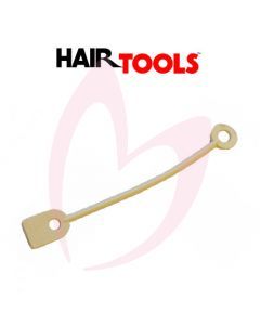 Hair Tools Perm Curler Rubbers Pk50 - Round Long