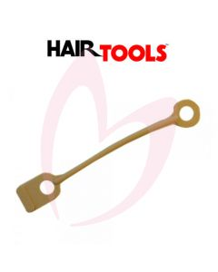 Hair Tools Perm Curler Rubbers Pk50 - Round Short