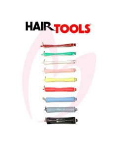 Hair Tools Perm Rods - White 6mm